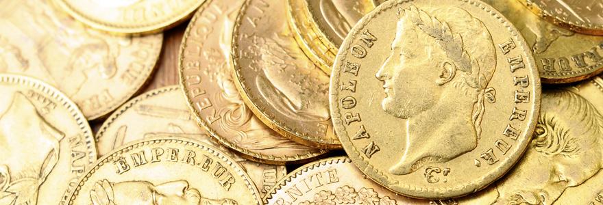 vendre un Napoléon Or