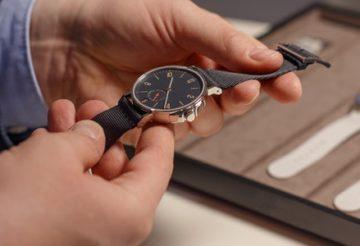 porter une montre de luxe