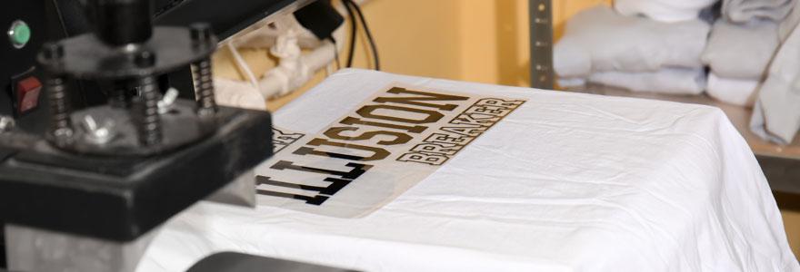 T-shirts et polos personnalisés
